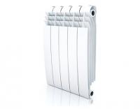 Секционный биметаллический радиатор RoyalThermo BiLiner Inox 500 - 10 секц.